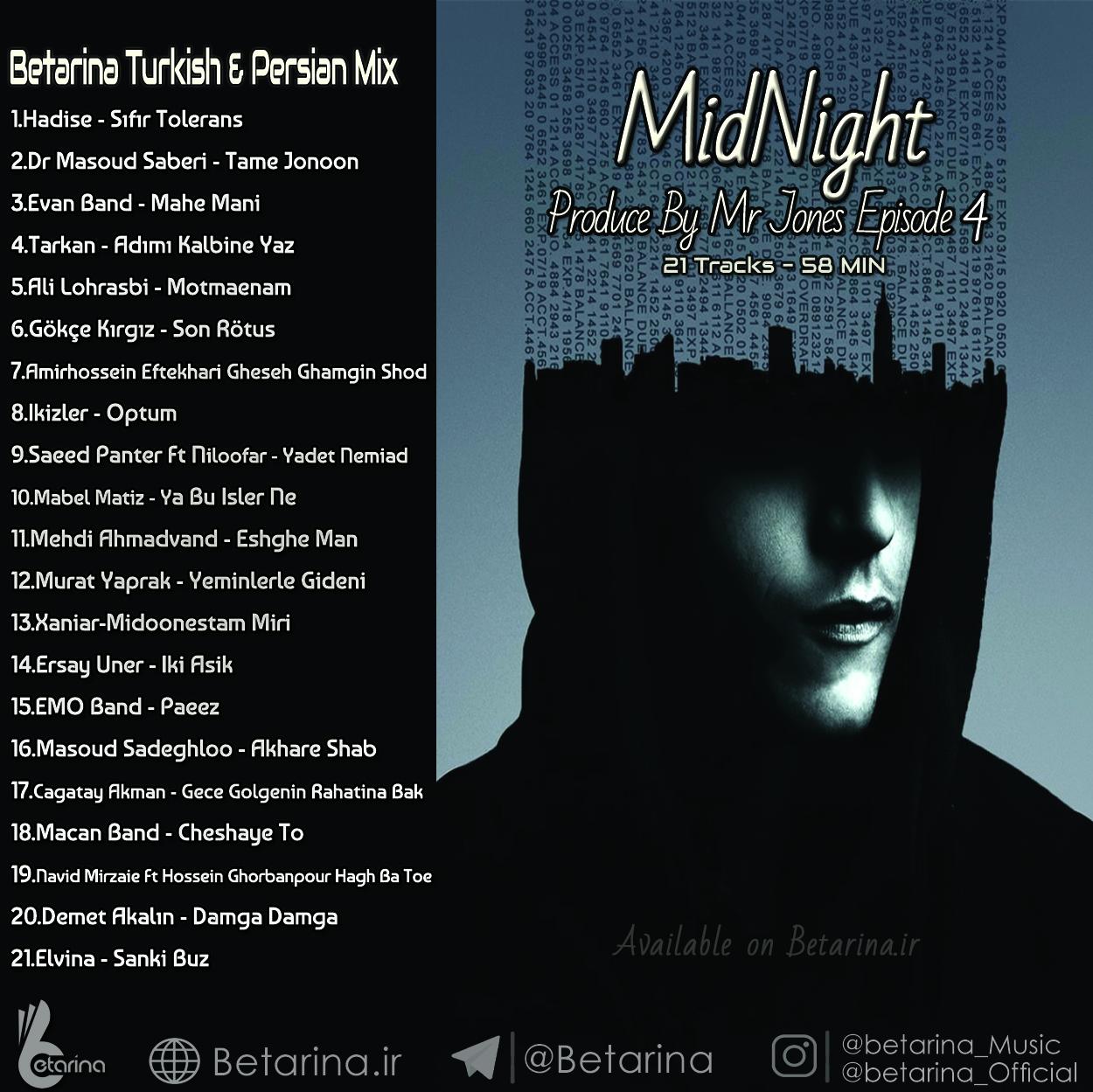 Deejay Betarina - Midnight