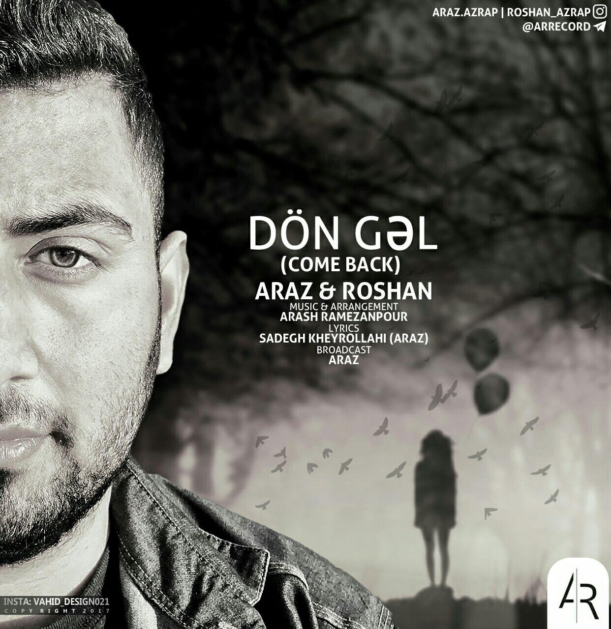 Araz Ft Roshan - Don Gal