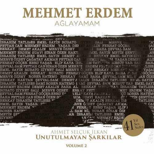 متن آهنگ ترکی Aglayamam از Mehmet Erdem