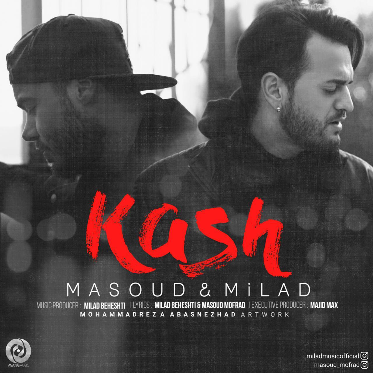 Milad Beheshti & Masoud Mofrad - Kash