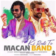 Macan Band – Ki Boodi To