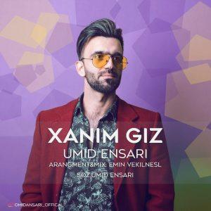Omid Ansari - Xanim Giz