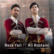 Ali Rostami Ft Reza Yari – Sani Sevdim