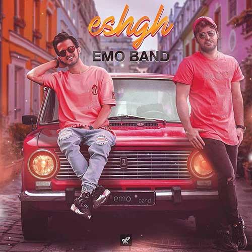 Emo Band Eshgh,Emo Band,Eshgh,Emo Band - Eshgh,Emo Band - Eshgh Lyrics,دانلود آهنگ جدید امو بند به نام عشق,امو بند عشق,امو بند,عشق,دانلود آهنگ جدید امو بند عشق,امو بند,عشق,متن آهنگ عشق امو باند,عشق,امو باند,عشق امو باند,متن آهنگ عشق امو باند,از وقتی که تورو دیدم آروم ندارم هر جا میرم جای تورو خالی میذارم,عشق منو میندازه یاد چشات عشق چه عجیبه حال و هوات,عشق چه بلاهایی که نمیاره سرت,