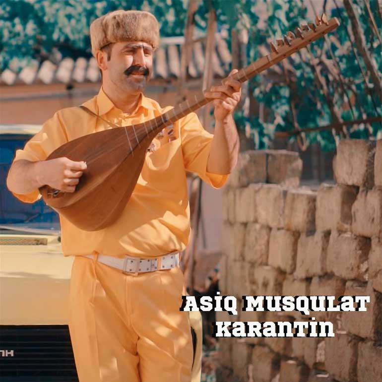 Asiq Musqulat - Karantin