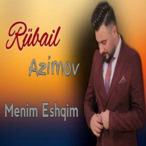 Rubail Azimov - Menim Eshqim