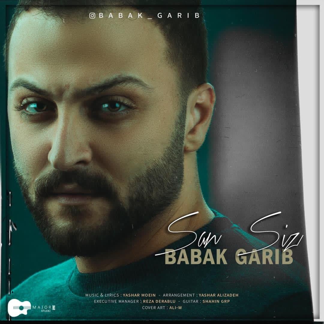Babak Garib - Sansiz