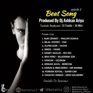 Dj Ashkan Ariya - Beat Song (Episode1)