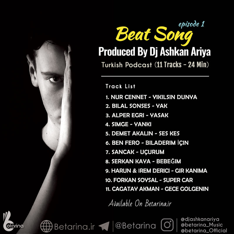 Dj Ashkan Ariya - Beat Song (Episode1)