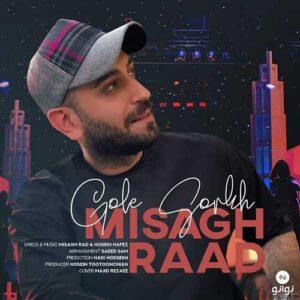 Misagh-Raad-Gole-Sorkh