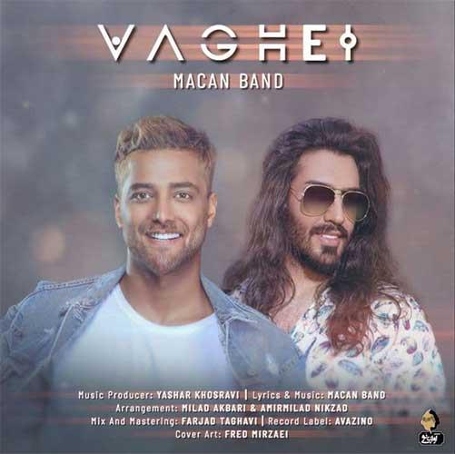Macan-Band - Vaghei