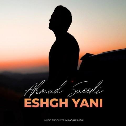 Ahmad Saeedi - Eshgh Yani