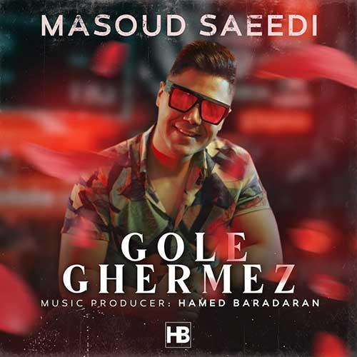 Masoud Saeedi - Gole Ghermez