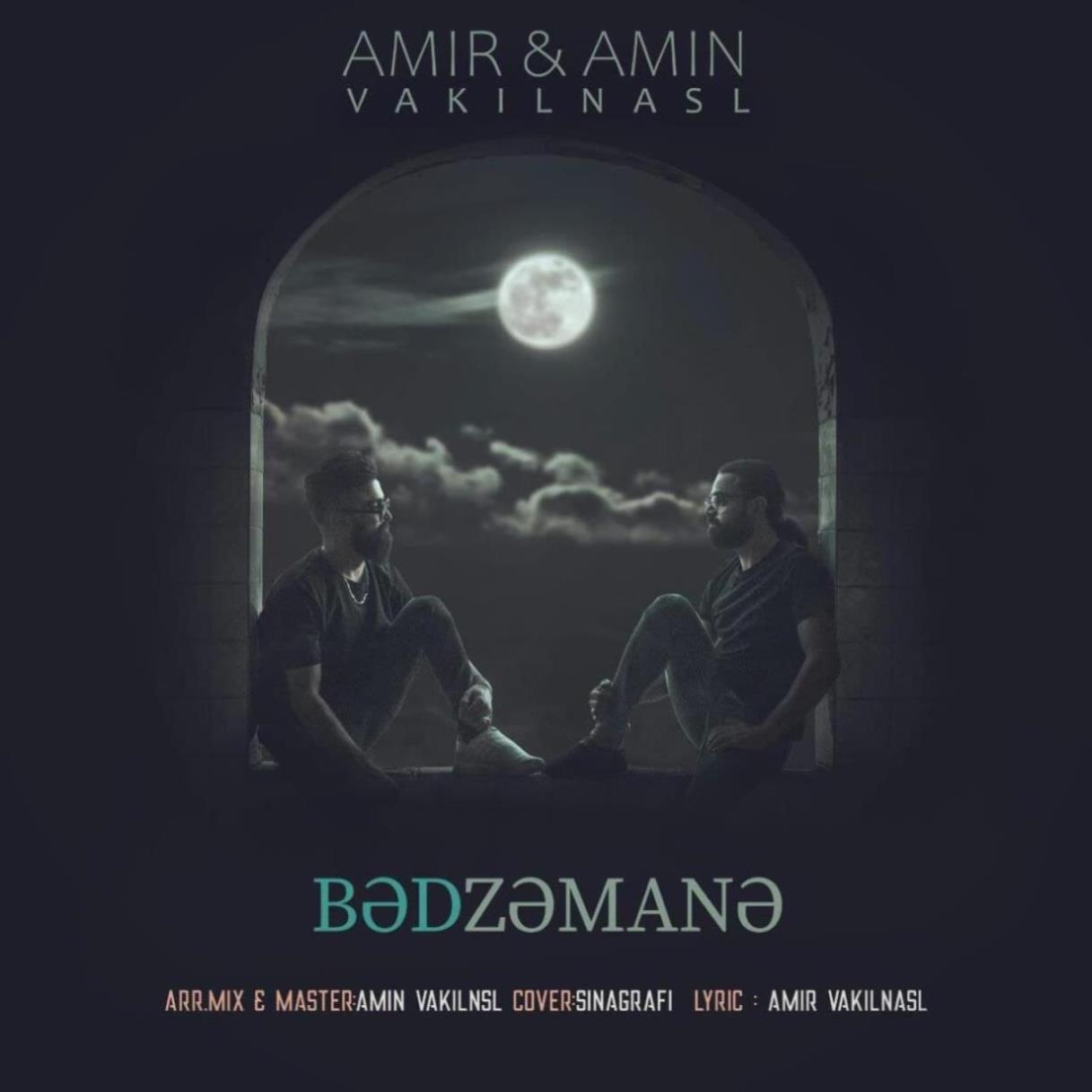 Amir & Amin Vakilnasl - Bedzemane